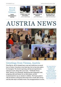 Click preview for Newsletter in PDF